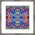 Galactia Framed Print