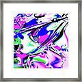 Gel Art#18 Framed Print