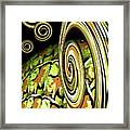 Germ In Nation Framed Print
