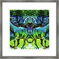 Gift From The Gods Framed Print