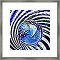 Glass Abstract 109 Framed Print