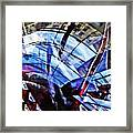 Glass Abstract 219 Framed Print