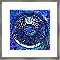 Glass Abstract 480 Framed Print