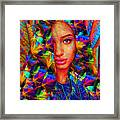 Goddess 243 Framed Print