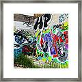 Graffiti 3 Framed Print