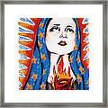 Guadalupe Framed Print