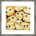 Halloween Baking Treats Framed Print