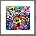 Happy Dogs Framed Print