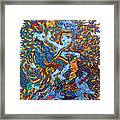 Harmony With Nature-2 Framed Print