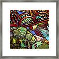 Hawthorne Bridge 2 Framed Print