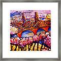 Hawthorne Bridge Framed Print