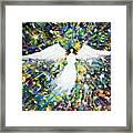 Healing Angel 1 Framed Print