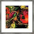 Hearts Adrift Framed Print