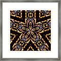 Hearts On Fire Framed Print