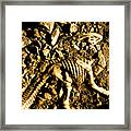 History Unearthed Framed Print