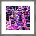 Hive Kwilt Framed Print