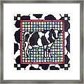 Holstein 3 Framed Print