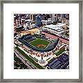 Home Of The Orioles - Camden Yards Framed Print