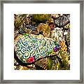 Home Sweet Home Mosaic Framed Print