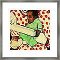 Homie Plays That Framed Print by Tyrone Hart