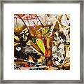 Spirit Of The Horses A Framed Print