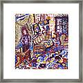 Hotel Costes Framed Print