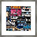 Houses Framed Print