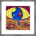 Humanity Cries Framed Print