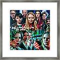 I Miss Season 1 Actually. As Much I Framed Print
