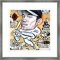 Ichiro. Framed Print