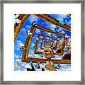 Imaginations Framed Print