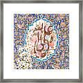 Imams Ali A.s Framed Print