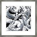 Imminent Death Framed Print
