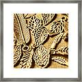 In Ornamental Nature Framed Print