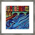 In Seine Framed Print