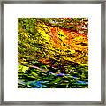 In The Flow 3 Framed Print