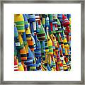 Individuality Framed Print by Alan Todd
