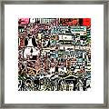 Industrial Complex 2 Framed Print