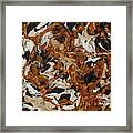 Inferno Of The Mind Framed Print