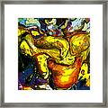 Infinite Complexity One Framed Print