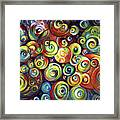 Infinite Cosmic - Abstract Framed Print