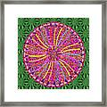 Infinity Star Flower An Abstract Fineart Expression By Navinjoshi At Fineartamerica Colorful Fun Framed Print