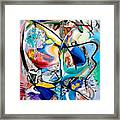 Intimate Glimpses - Journey Of Life Framed Print