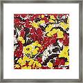 Intimidation Of Energy - V1ly100 Framed Print