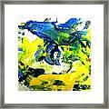 Is It A Bird Framed Print