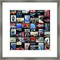 Jaguar Car Art -01 Framed Print