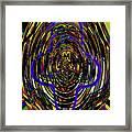 Jancart Drawing Glass 8455dwtpcg Framed Print