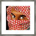 Jihadi Framed Print