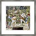 John Viii Paleologus Framed Print