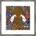 Joshua In Combat Framed Print